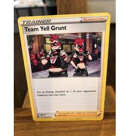 Pokemon Team Yell Grunt  067/073