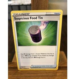 Pokemon Suspicious Food Tin  066/073