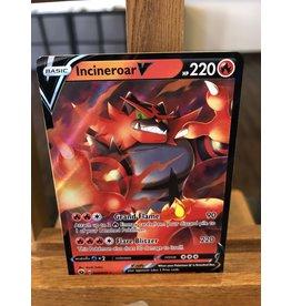 Pokemon IncineroarV  008/073