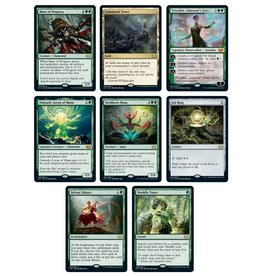 Magic Commander Collection: Green