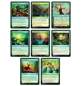 Magic Commander Collection: Green Premium