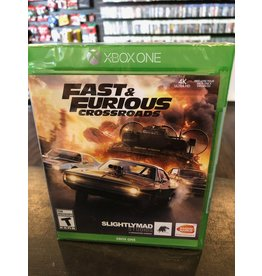 Xbox One FAST & FURIOUS: CROSSROADS (XBONE)(NEW)