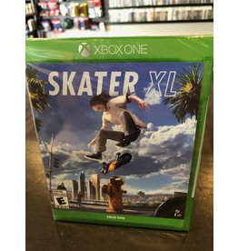 Xbox One Skater XL (XBONE)(NEW)