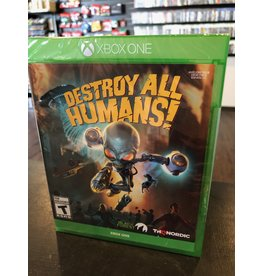 Xbox One Destroy All Humans (XBONE)(NEW)