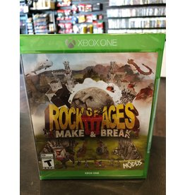 Xbox One Rock of Ages 3 Make & Break (XBONE)(NEW)