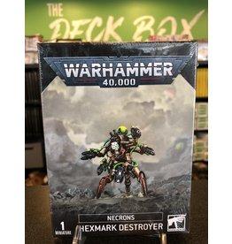 Warhammer 40K HEXMARK DESTROYER