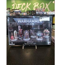 Warhammer 40K BATTLEZONE OBJECTIVE SET