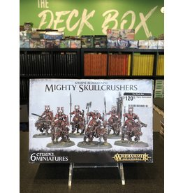 Age of Sigmar Mighty Skullcrushers