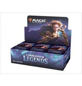 Magic COMMANDER LEGENDS DRAFT BOOSTER BOX