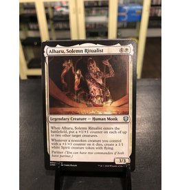 Magic Alharu, Solemn Ritualist  (CMR)