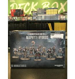Warhammer 40K Neophyte Hybrids