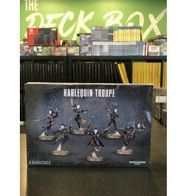 Warhammer 40K HARLEQUIN Troupe
