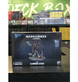 Warhammer 40K Illuminor Szeras