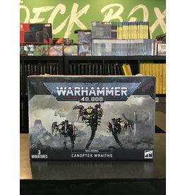 Warhammer 40K Canoptek Wraiths