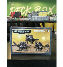 Warhammer 40K Killa Kans