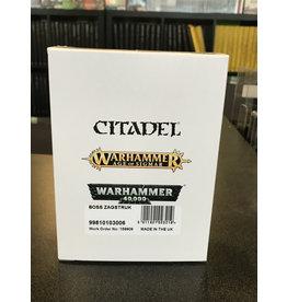 Warhammer 40K Ork Boss Zagstruk