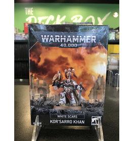 Warhammer 40K Kor'Sarro Khan