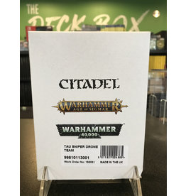 Warhammer 40K MV71 Sniper Drones & Firesight Marksman