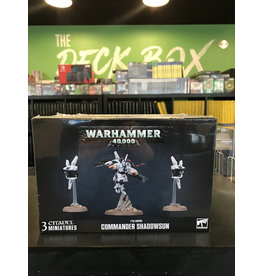 Warhammer 40K Commander Shadowsun