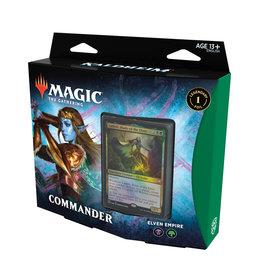 Pre Order Kaldheim Commander Deck: Elven Empire