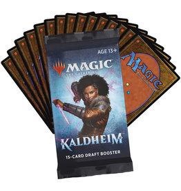 Pre Order Kaldheim Draft Booster Pack