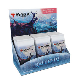 Pre Order Kaldheim Set Booster Box