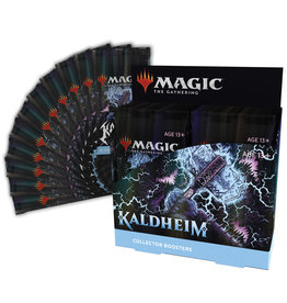 Pre Order Kaldheim Collector Booster Box (Available Jan 29)