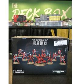 Warhammer 40K Guardians / Black Guardians