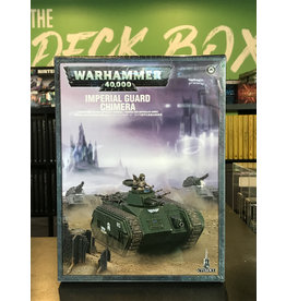 Warhammer 40K Chimera