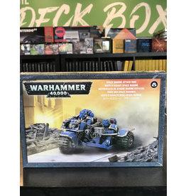 Warhammer 40K Attack Bike