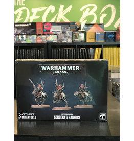 Warhammer 40K Serberys Raiders / Serberys Sulphurhounds
