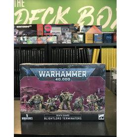 Warhammer 40K Blightlord Terminators