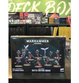 Warhammer 40K Battle Sisters Squad / Dominions / Celestians