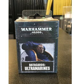 Warhammer 40K Datacards: Ultramarines
