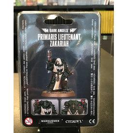 Warhammer 40K Dark Angels Primaris Lieutenant Zakariah