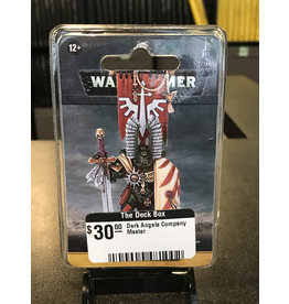 Warhammer 40K Dark Angels Company Master