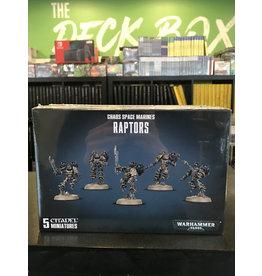 Warhammer 40K CHAOS SPACE MARINE RAPTORS / Warp Talons