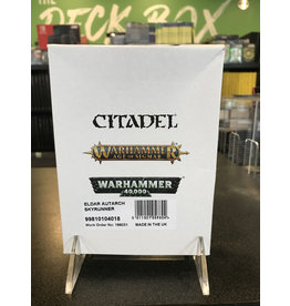Warhammer 40K Autarch Skyrunner