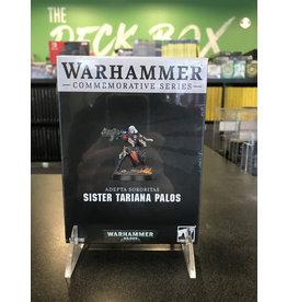 Warhammer 40K Sister Tariana Palos