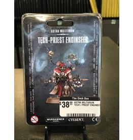 Warhammer 40K TECH-PRIEST ENGINSEER