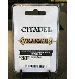 Warhammer 40K Captain Tycho