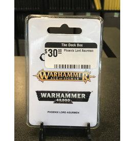 Warhammer 40K Phoenix Lord Asurmen