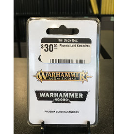 Warhammer 40K Phoenix Lord Karandras
