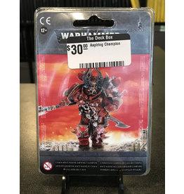 Warhammer 40K Aspiring Champion