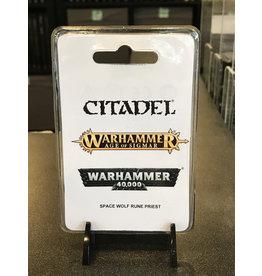 Warhammer 40K Rune Priest