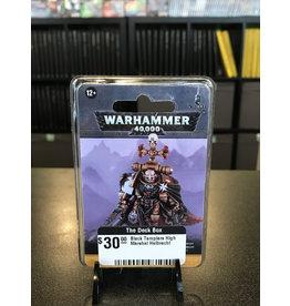 Warhammer 40K Black Templars High Marshal Helbrecht