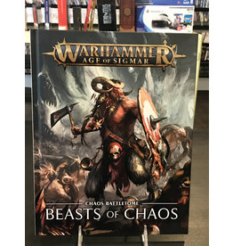 Age of Sigmar BATTLETOME: BEASTS OF CHAOS (HB) ENG
