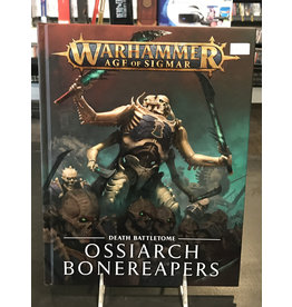 Age of Sigmar BATTLETOME: OSSIARCH BONEREAPERS (HB) ENG