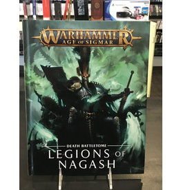 Age of Sigmar BATTLETOME: LEGIONS OF NAGASH (HB) ENG