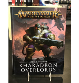 Age of Sigmar BATTLETOME: KHARADRON OVERLORDS (HB) ENG